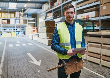 Konsult inom industri och logistik